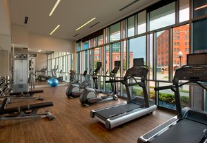 Fitness/ Exercise Room - SpringHill Suites by Marriott Downtown Denver