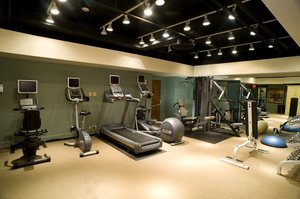 Fitness/ Exercise Room - Mountain Haus Hotel Vail