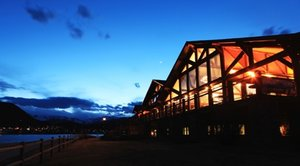 Exterior view - Estes Park Resort Hotel