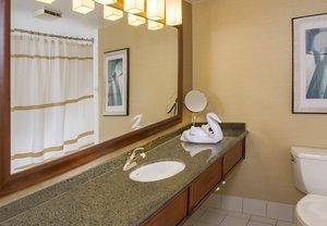 Room - Marriott Hotel BWI Airport Linthicum