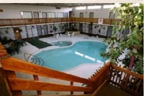Pool - Imperial Inn Medicine Hat