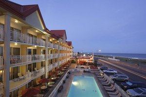 Exterior view - Montreal Beach Resort Cape May