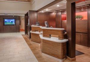 Lobby - Courtyard by Marriott Hotel Reno