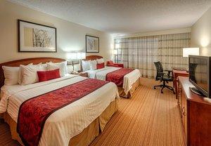 Room - Courtyard by Marriott Hotel Reno