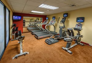 Fitness/ Exercise Room - Courtyard by Marriott Hotel Reno
