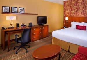 Room - Courtyard by Marriott Hotel Acadian Baton Rouge
