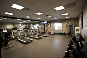 Fitness/ Exercise Room - Holiday Inn Express Hotel & Suites Urbandale