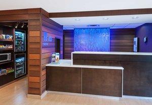 Lobby - Fairfield Inn & Suites by Marriott Baton Rouge
