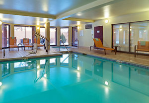 Fitness/ Exercise Room - Courtyard by Marriott Hotel Lakewood