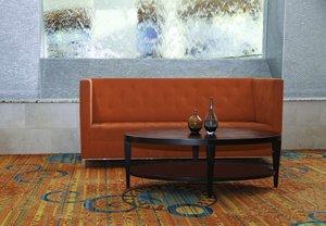 Lobby - Marriott Hotel Greenbelt