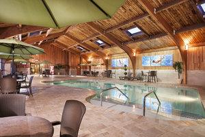 Pool - Radisson Hotel Roseville