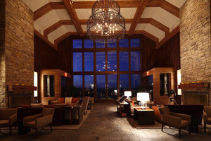 Lobby - Lodge & Cottages at Primland Meadows of Dan