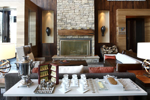 Restaurant - Lodge & Cottages at Primland Meadows of Dan