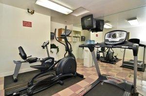 Fitness/ Exercise Room - Abbey Inn Cedar City