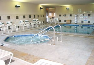 Fitness/ Exercise Room - Courtyard by Marriott Hotel Englewood