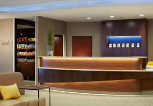 Lobby - Courtyard by Marriott Hotel Roseville