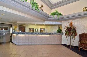 Lobby - Abbey Inn Cedar City