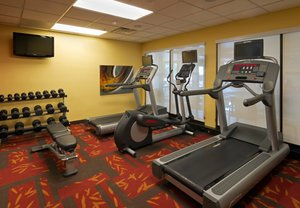Fitness/ Exercise Room - Courtyard by Marriott Hotel Golden