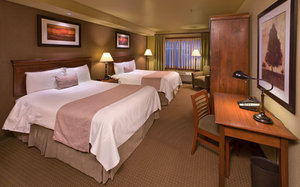 Room - Lodge at Feather Falls Casino Oroville