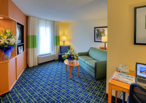 Suite - Fairfield Inn & Suites by Marriott Laredo