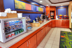 Restaurant - Fairfield Inn & Suites by Marriott Laredo