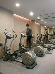 Fitness/ Exercise Room - Hazelton Hotel Toronto