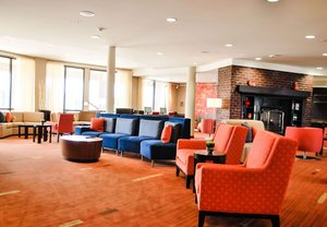 Lobby - Courtyard by Marriott Hotel Salina