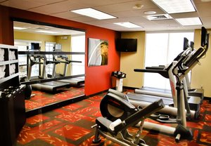 Fitness/ Exercise Room - Courtyard by Marriott Hotel Salina