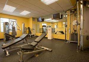 Fitness/ Exercise Room - Residence Inn by Marriott City Center Denver