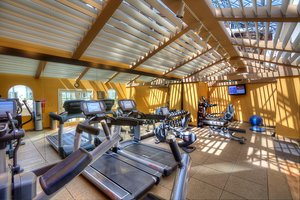 Fitness/ Exercise Room - DoubleTree by Hilton Hotel Airport Orlando