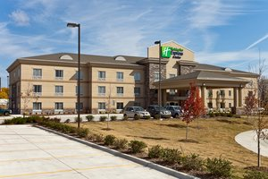 Exterior view - Holiday Inn Express Hotel & Suites Newton