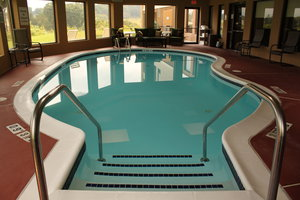 Pool - Holiday Inn Express New Columbia