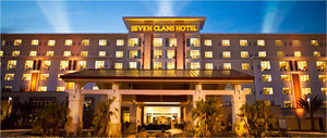Exterior view - Seven Clans Hotel at Coushatta Casino Resort Kinder