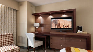 Room - Seven Clans Hotel at Coushatta Casino Resort Kinder