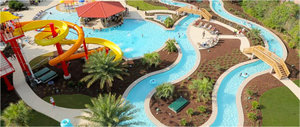 Pool - Seven Clans Hotel at Coushatta Casino Resort Kinder