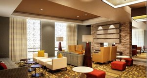 Lobby - Seven Clans Hotel at Coushatta Casino Resort Kinder