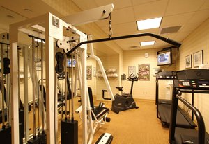 Fitness/ Exercise Room - Courtyard by Marriott Copley Square Hotel Boston