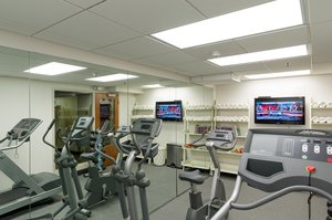 Fitness/ Exercise Room - Boxer Hotel Boston