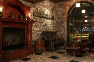 Lobby - Auberge du Vieux-Port Hotel Montreal