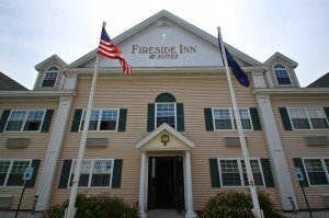 Exterior view - Fireside Inn & Suites Auburn