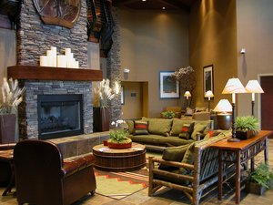 Lobby - Lodge at Feather Falls Casino Oroville