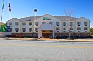 Exterior view - Holiday Inn Express Hotel & Suites Acworth