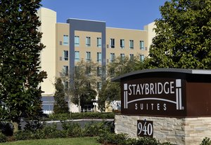 Exterior view - Staybridge Suites St Petersburg