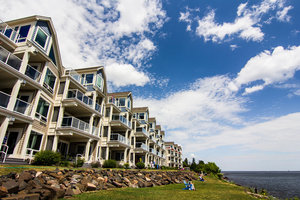 Exterior view - Beacon Pointe Resort Duluth