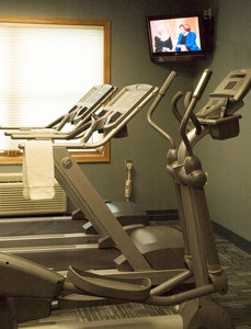 Fitness/ Exercise Room - Beacon Pointe Resort Duluth