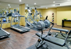 Fitness/ Exercise Room - Bostonian Hotel Boston