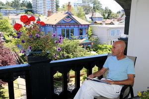 Exterior view - James Bay Inn Hotel Victoria
