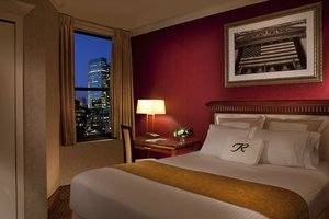 Room - Roosevelt Hotel New York