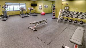 Fitness/ Exercise Room - Holiday Inn Express Hotel & Suites Canonsburg