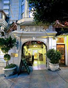 Exterior view - Nob Hill Hotel San Francisco
